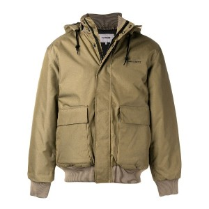 Carhartt Heritage loose fitted jacket - ニュートラル