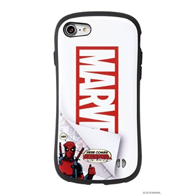MARVEL デッドプール iFace First Class iPhone8/7 ケース 耐衝撃[Open Up]