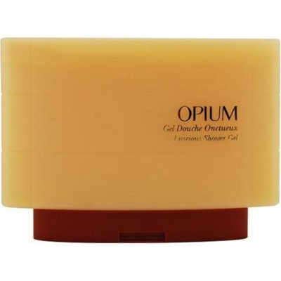 OPIUM by Yves Saint Laurent Shower Gel (New Packaging) 6.7 oz / 200 ml (Women)