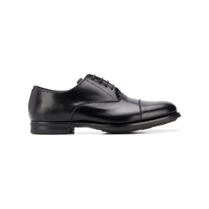 Fefè classic Oxford shoes - ブラック