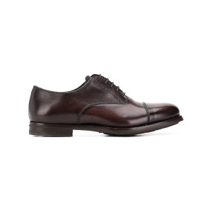 Fefè classic Oxford shoes - ブラウン