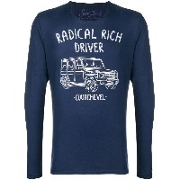 Mc2 Saint Barth Radical Rich Driver top - ブルー
