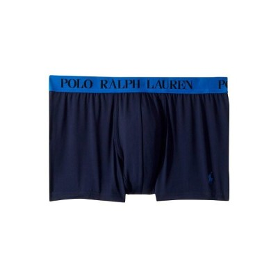 ラルフ ローレン Polo Ralph Lauren メンズ インナー・下着 ボクサーパンツ【Microfiber Pouch Boxer Brief】Cruise Navy/Metro Blue...