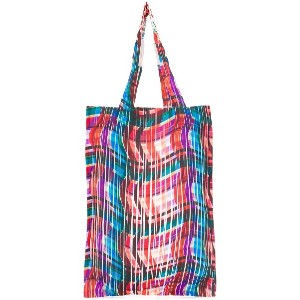 Pleats Please By Issey Miyake pleated shopper tote - レッド
