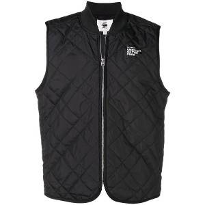 G-Star Raw Research quilted vest - ブラック
