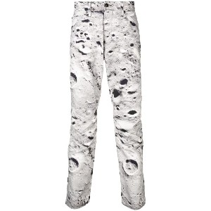 G-Star Raw Research 'moon' print trousers - グレー