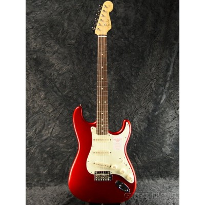 Fender Made In Japan Hybrid 60s Stratocaster Candy Apple Red 新品 《レビューを書いて特典プレゼント!!》[フェンダージャパン]...