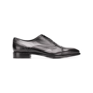 Roberto Cavalli classic Oxford shoes - ブラック
