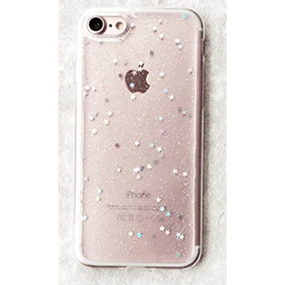 [ARTASY WORKSHOP®][並行輸入品] iPhone 6S / 6S Plus / iPhone 7 / 7 Plus / iPhone 8 / 8 Plus 対応 キラキラ 星 星空...