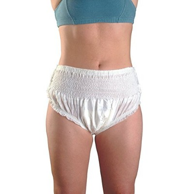 Women's Prevail Extra Absorbency Pull On Incontinence Disposable Underwear - Xl by SUPPORT PLUS