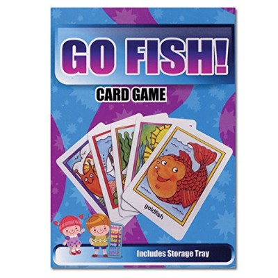 Go Fish Flash Cards - Classic Matching Card Game