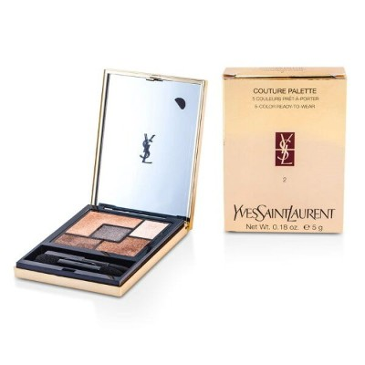 Yves Saint LaurentCouture Palette (5 Color Ready To Wear) #02 (Fauves)イヴサンローランクチュールパレット (5カラーレディトゥウエ...