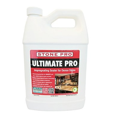 Stone Pro Ultimate Pro - Impregnating Sealer for Dense Stone - 1 Gallon [並行輸入品]