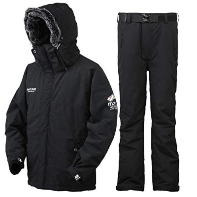 MAZUME(マズメ) MZX CONTACT ALL WEATHER SUIT IV MZXFW-056-03 ブラック LL