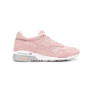 New Balance lace-up sneakers - ピンク