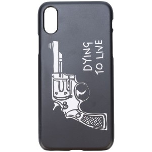 Haculla Dying To Live Iphone 7/8 case - ブラック