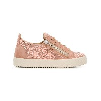 Giuseppe Zanotti Design Gail Crystal trainers - ピンク