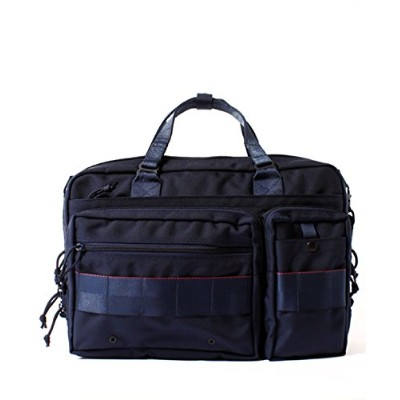 "(ビームスプラス) BEAMS PLUS/BRIEFING×BEAMS PLUS/別注 ""NEO B4 LINER"" NAVY 11610943106 79 (NAVY/ONE SIZE)"