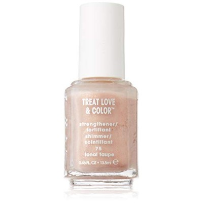 Essie Treatments - Treat Love & Color Strengthener - Tonal Taupe - 13.5 mL/0.46 oz
