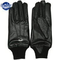 WILLIAM GIBSON by BUZZ RICKSON'S(ウイリアムギブソン バズリクソン)TYPE A-10 Winter Flying Glove Black ウインター フライング...