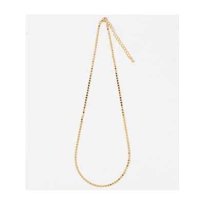 【SALE/54%OFF】AZUL by moussy T/Cチェーンネックレス(CARD) アズールバイマウジー アクセサリー【RBA_S】【RBA_E】