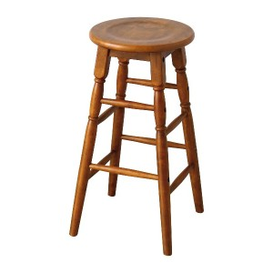 CHIC FURNITURE High Stool○HMS2667BR ブラウン チェア・ベンチ・スツール