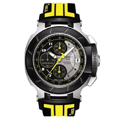 ティソ Tissot 腕時計 メンズ 時計 TISSOT T-RACE MOTOGP 2012 C1.211 LIMITED EDITION MENS WATCH T0484272705201