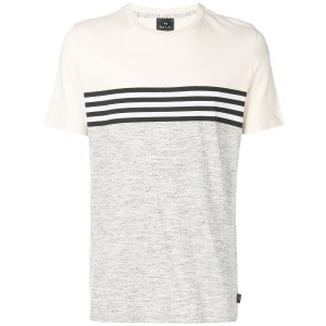 Ps By Paul Smith カラーブロック Tシャツ - ホワイト