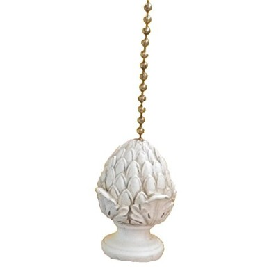 ArtichokeフィニアルCeiling Fan Pull Light Chain Extender