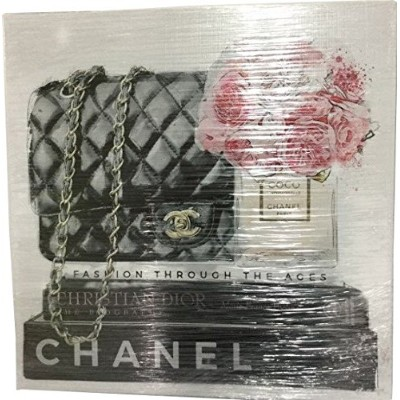 Oliver Gal O75 Elegant Essentials Paris CHANEL マトラッセ (16×16インチ:40.64×40.64cm)