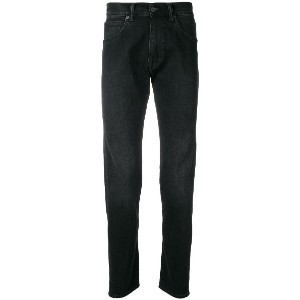 Edwin tapered jeans - ブラック
