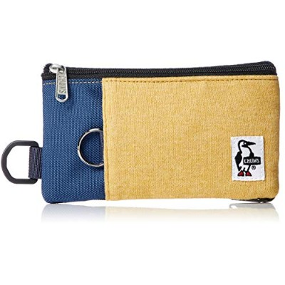 [チャムス]スマートフォンケース Smart Phone Case Sweat Nylon H Barley/Blue Planet