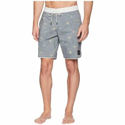 ルーカ RVCA 海パン Trinity 19 Boardshorts Dark Denim