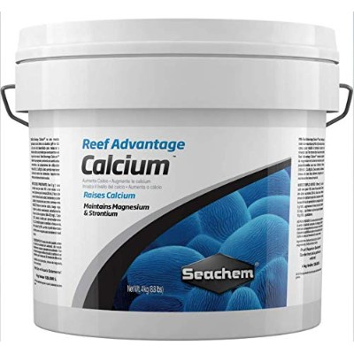 Reef Advantage Calcium, 4 kg / 8.8 lbs by Seachem