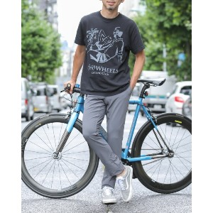 SWRVE(スワーブ) 撥水ストレッチナイロントラウザース【transverse downtown trousers】
