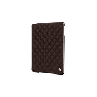 Jisoncase 【iPad Air/ Air 2対応キルトケース】 Quilted case ブラウン JS-ID6-05H20