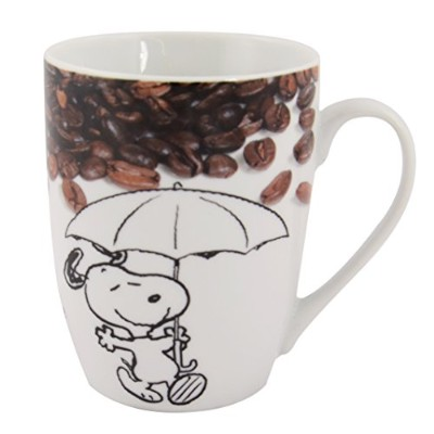 Peanuts - Tasse Snoopy: Coffee is not just a drink...