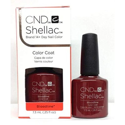 CND Shellac - Bloodline - 7.3 mL / 0.25 oz
