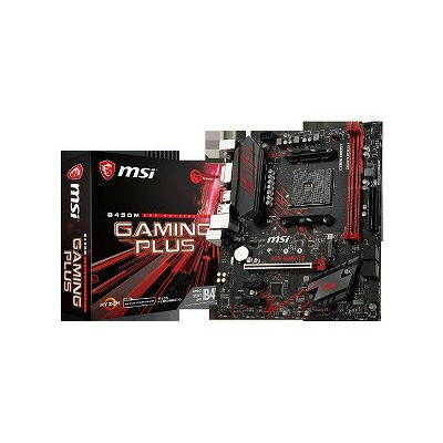 マザーボード B450M GAMING PLUS [MicroATX /AM4](送料無料)