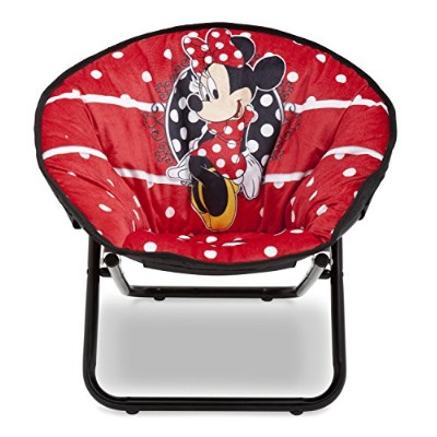 Disney MinnieマウスSaucer Chair
