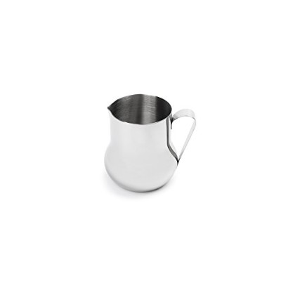 Fox Run Brands Stainless Steel Creamer, 380ml, Frother