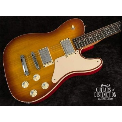 Fender 2018 Limited Edition Troublemaker Tele/Ice Tea Burst エレキギター フェンダー (Parallel Universe)
