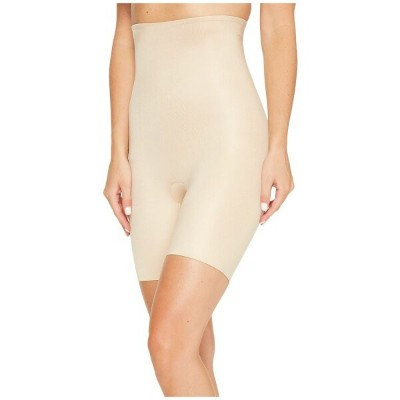 スパンクス Spanx レディース インナー・下着【Power Conceal-Her(TM) High-Waisted Mid-Thigh Short】Natural Glam