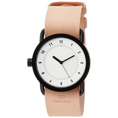 [ Incorporatedウォッチ] tid Watches Designer Watch特別なノベルティトートバッグバッグComes with an延長保証with tid01-wh通常/...