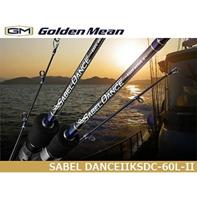 ゴールデンミーン(Golden Mean) GM SABEL DANCE IIK-GUIDE Model KSDC-60L-2