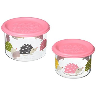 Hedgehog Goodランチ¨スナックコンテナSmall set-of-two