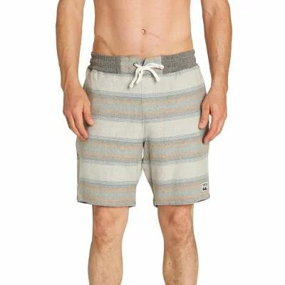 ビラボン BILLABONG 海パン Larry Layback Baja Shorts Light Grey