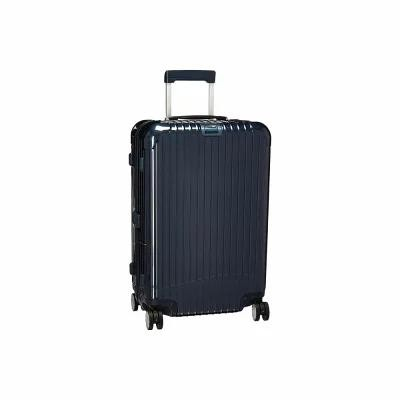 リモワ Rimowa スーツケース・キャリーバッグ Salsa Deluxe - 26' Multiwheel with Electronic Tag Yachting Blue