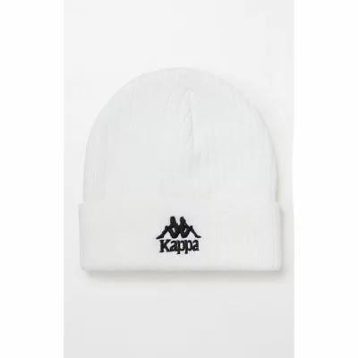 カッパ Kappa ニット Fisherman's Beanie WHITE