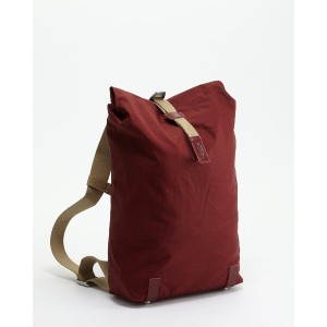 BROOKS ENGLAND/ブルックス イングランド PICKWICK 26LT LINEN RED9 00○PICKWICK 26LT LINEN RED9 Red / maroon...
